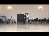 Dancehall Couple Choreo - Magenta Riddim by Kupriyanova Victoria