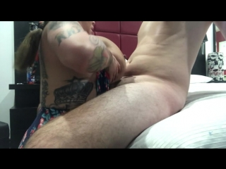 Sexy new video! Pinup style bathing suit.. BJtittyfucking and a huge load! bt