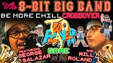 Two Player Game - Funky Big Band Version! Ft. George Salazar and Will Roland (The 8-Bit Big Band)