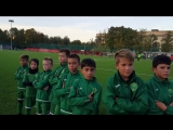 Футбольная школа молодежи (ФШМ), г. Москва. 2007 г.р.