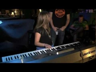 Anna Graceman - America's Got Talent - Rolling in the Deep - Las Vegas Auditions