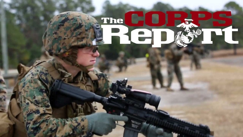 Two Fallen Marines Honored and Findings from the Integrated Task Force (The Corps Report Ep. 63)
