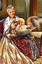 Из инструкции по воспитанию внуков, написанной Екатериной Ii