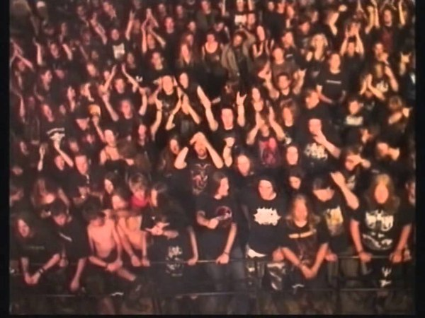 Behemoth - Live Pandemonium at Party San Festival [2003][DVD]