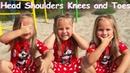 Head Shoulders Knees Toes and More - Baby Nursery Rhymes Songs for kids