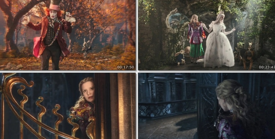 Alice Through The Looking Glass In Hindi Dubbed Torrent