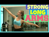 Strong Long Arms FUN Arm Cardio Workout ! (Sweet Lovin' - Sigala)