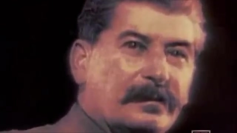Song about Stalin / Сталин с нами