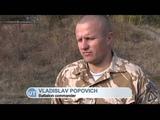 Ukraine's Female Sniper War widow prepares to combat Russian invasion of east Ukraine