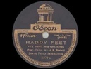 Argentinian Swing 1937 Santa Paula Serenaders HAPPY FEET
