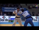 Mehman Sadigov AZE - Gamzat Zairbekov RUS 1:0 -60Kg European Judo Open Men Oberwart 2018 Final