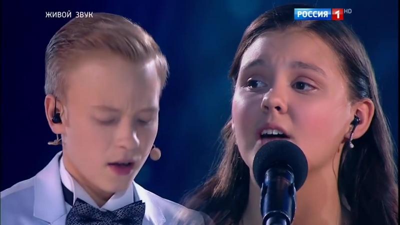 """""""Эхо любви"""". Максим Власов и Дарья Шаврина"""