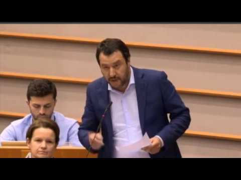 Matteo Salvini Mister Orban Tenga Duro 26 04 2017
