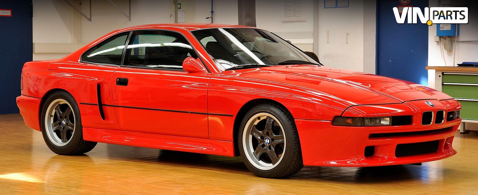BMW M8 E31 protptype