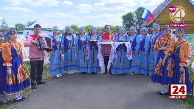 В Краснокамском районе прошел фольклорный праздник «Никола Вешний»