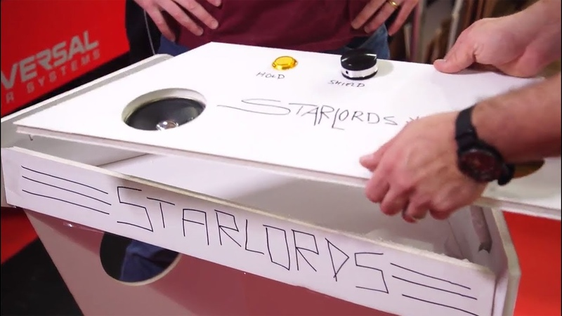 Bits to Atoms: Starlords Arcade Cabinet, Part 3