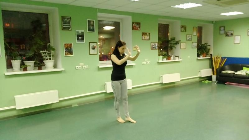 Техника работы рук или Руки как отражение вашей души-самостоятельная работа.студия Светланы Рукосуевой