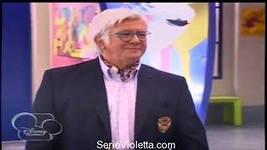 Виолетта во 2 сезоне только узнает что Антонио