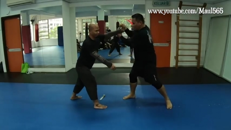 Jointlock , Chokes Takedowns with the Kubotan ⁄ Palmstick - Silat Suffian Bela Diri