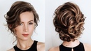 How to create volume with very short and thin hair with flat iron How to style short thin hair