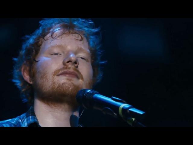 Ed Sheeran Tenerife Sea Jumpers For Goalposts Live At Wembley Stadium 2015 HD