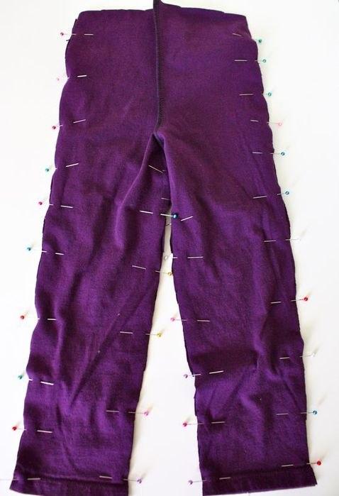 开心果喜欢的幼儿服装制作方法 - qyp.688 - 邱艳萍手工博客