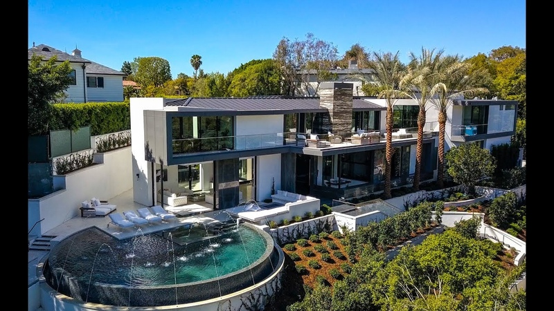 New Design Construction! $45,000,000 |1029 Hanover Drive | Beverly Hills | (4K)