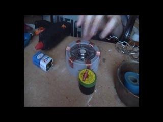 Pepakura Marvel's project papercraft - Arc Reactor [Part 2]