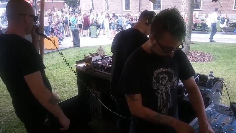 TROJAN CREW New Holland Backyard Party