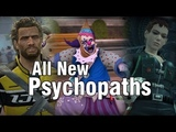 Dead Rising 2 OTR - All Psychopaths and Bosses