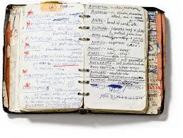 Фото личных дневников своими руками