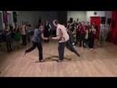 The Moscow Shag'n'Jill. Final Jam | Collegiate Shag