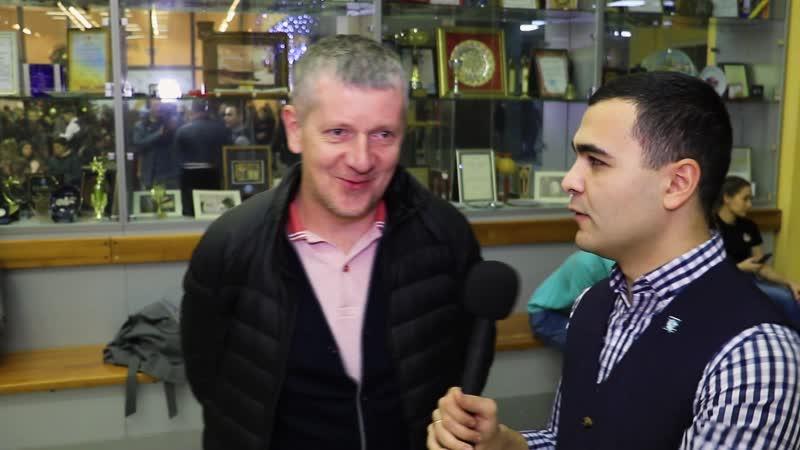 Четвертьфинал лиги КВН «Факультет» – ОК Гурьевск