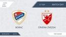 AFL Serbia Super Liga Day 17 Borac Crvena Zvezda