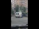 Авария на перекрёстке Красного проспекта и улицы Северной