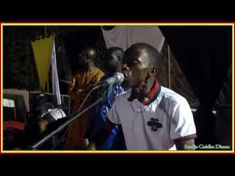 Concert Boubacar Horéyah Au Stade Iba Mar Diop By Guidho Diama Production