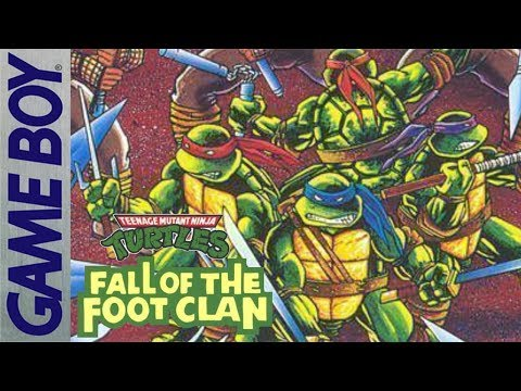 03 - TMNT: FALL OF THE FOOT CLAN (GAME BOY)