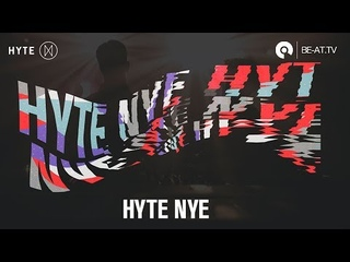 Fabio Florido @ HYTE NYE Berlin 2018 (BE-AT.TV)