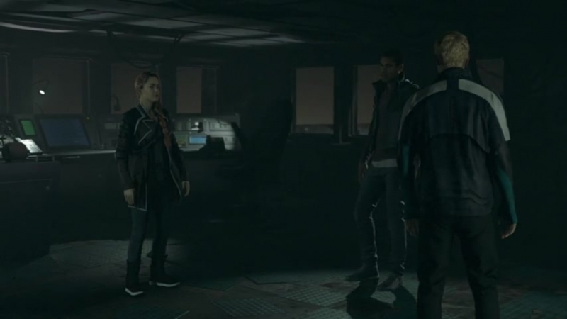 Josh and Simon argue about Markus