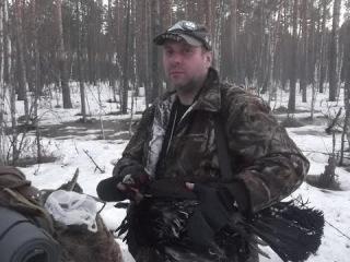 Охота на Глухаря. iHunter.ru