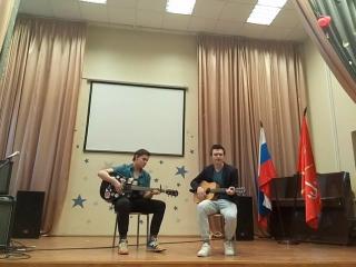 Russian Covёr - в военкомате случай был