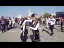Кара Жорго Кыргыз Улуттук бийи -Туркия 2014 The Kyrgyz national KARA JORGO dance - Turkey 2014
