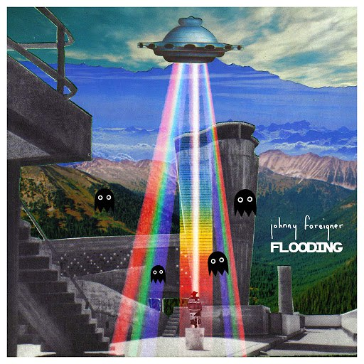Johnny Foreigner альбом Flooding