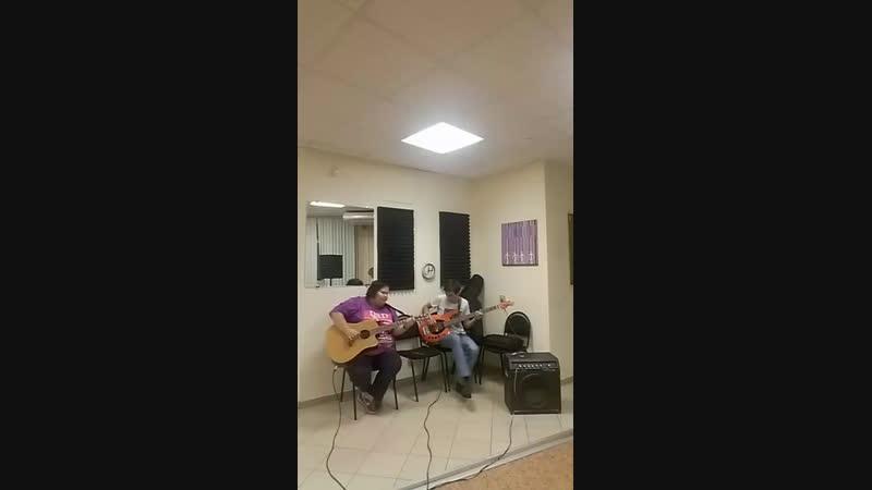 репа. импровизация