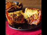 Хрустящие перцы по - мексикански + мексиканский салат.