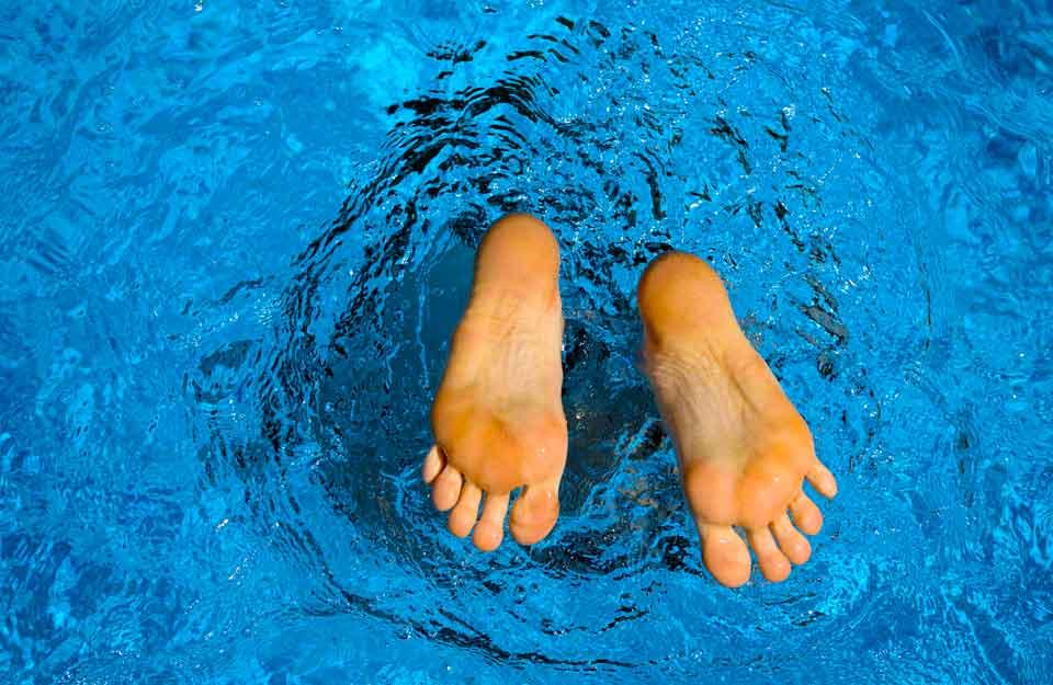 Статья - Польза посещения бассейна