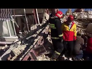 Разрушительное землетрясение в Иране и в Ираке