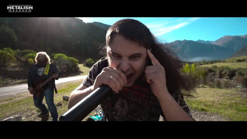 Trust X - Игра (Power Metal / Official Music Video)