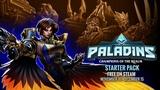 Paladins - Starter Pack FREE on Steam (November 16th - December 15th)