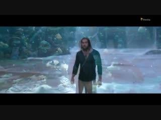 Новый ТВ-ролик «Аквамена»